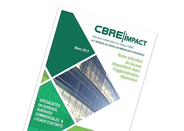 La Sélection CBRE Impact Mars 2017